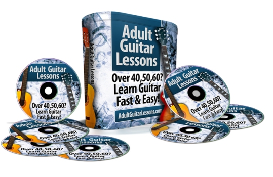 Click Here for Adult Guitar Lessons
