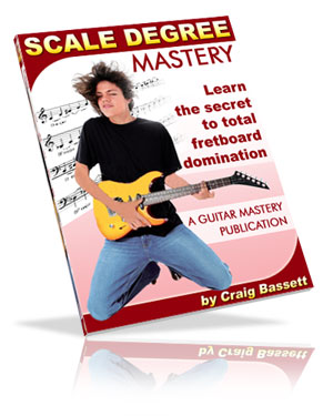 Click Here for Guitar Scale Mastery